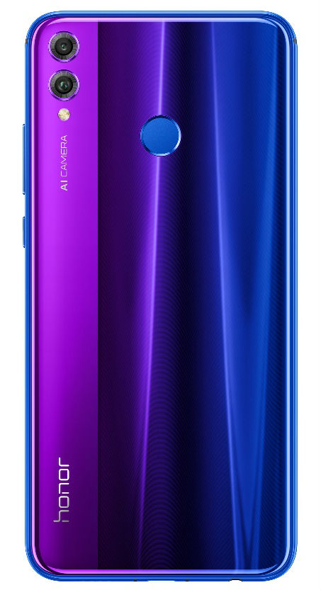 honor8xNewColor