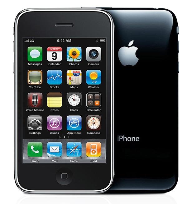 iPhone3s