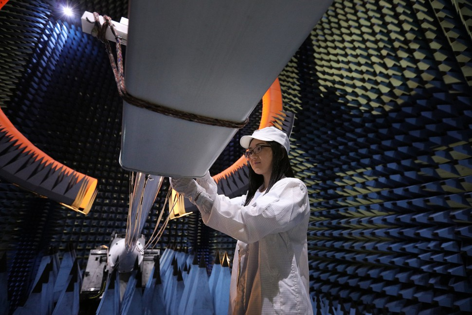 inspecting-the-antenna