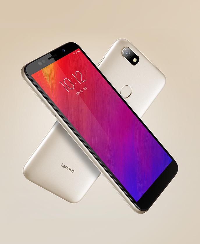 Lenovo представила свой клон iPhone X
