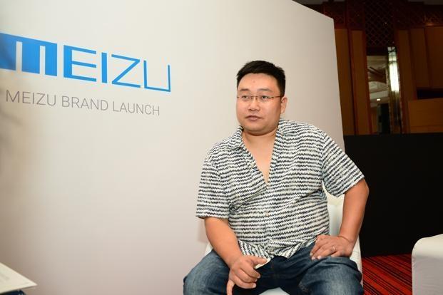 Соучредитель и бывший старший вице-президент Meizu Ли Нан