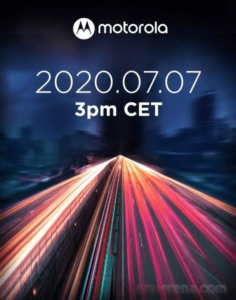 Motorola проведет мероприятие с презентацией новых продуктов 7 июля