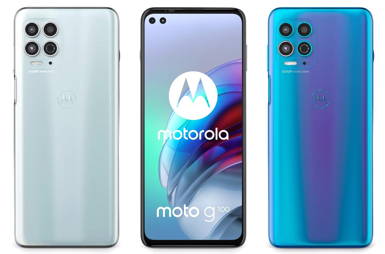Глобальная версия смартфона Moto G100 выйдет 25 марта