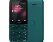 Nokia 215 4G зеленый