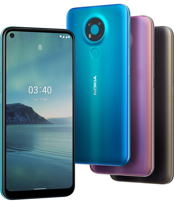 Nokia 3.4 – аппарат начального уровня от HMD Global | Mobile-review.com — Новости