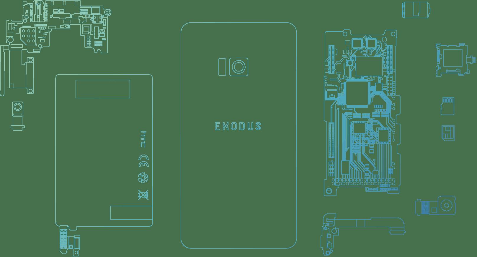HTC готовит смартфон Exodus наблокчейне