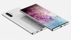88d84320476fe По слухам в этом году компания Samsung передет к выпуску не одной модели в  серии Galaxy Note, а двух. Старший вариант получит наименование Galaxy Note  10 ...