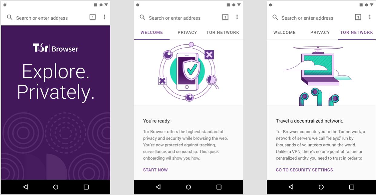 Появился первый официальный браузер Tor для смартфонов - Hi-Tech Mail.Ru
