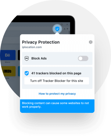 tracker-blocker-pop-up