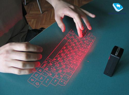 Виртуальная клавиатура для ноутбука