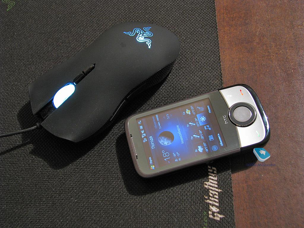Mobile-review.com HTC Touch Cruise (Iolite) – первые ...