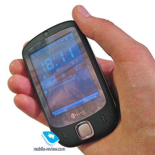 HTC Touch Diamond, весенняя революция