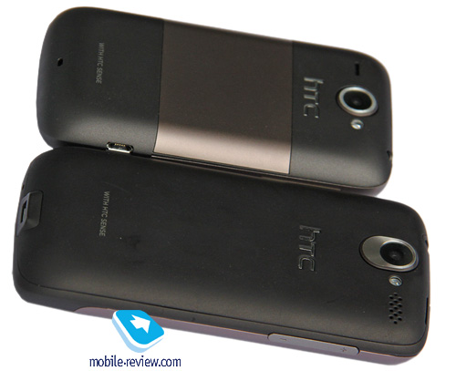 Mobile-review.com HTC Wildfire. The First Look