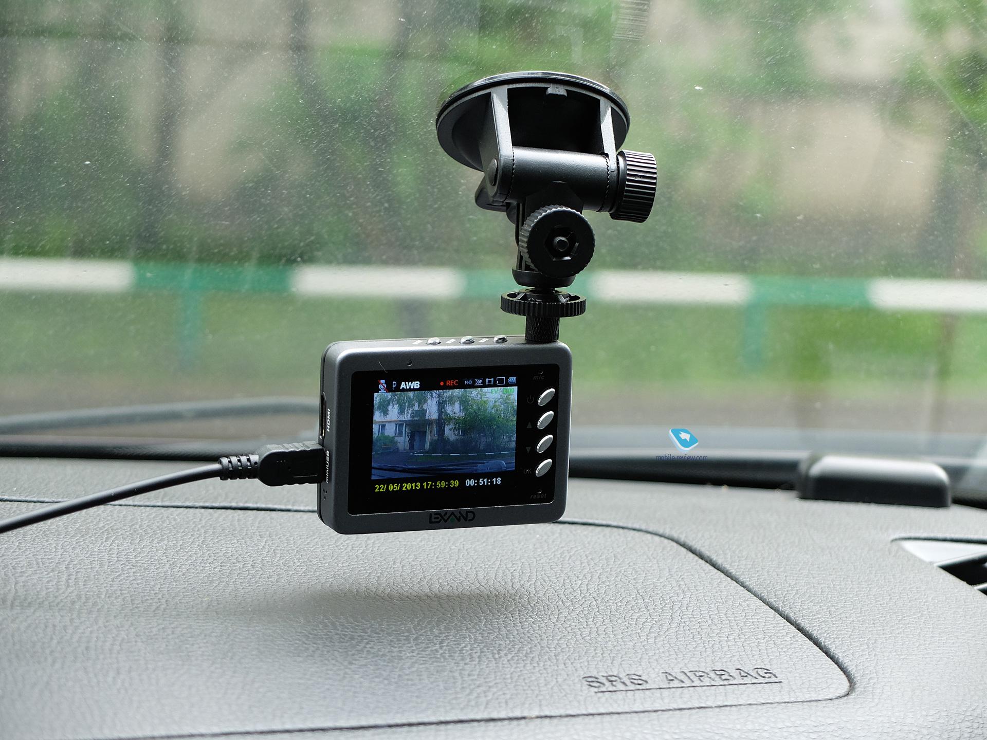 Обзор видеорегистратор для автомобиля