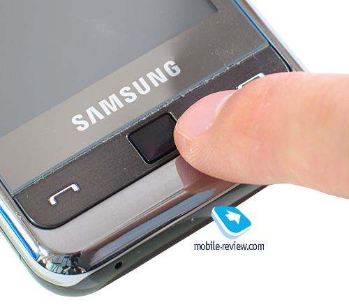 Качество сборки Samsung i900