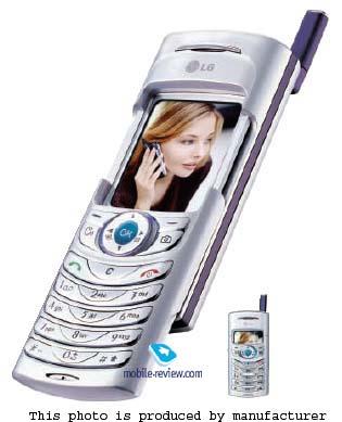 Мобильный телефон LG G5500