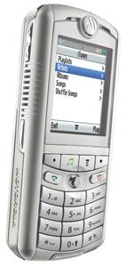 Надо сказать, что сама по себе Motorola E398 уже преподносилась как музыкальный телефон, причем было это более года...