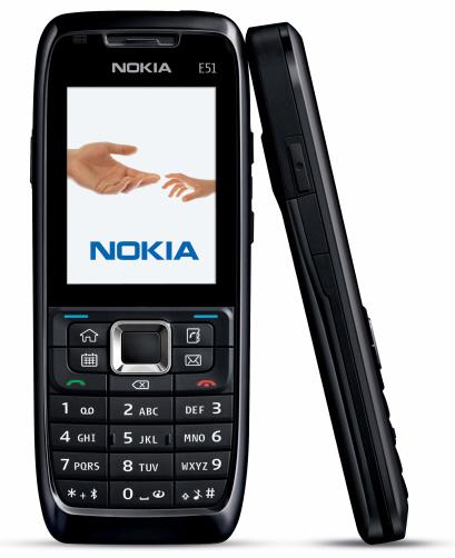 Nokia E51 фото
