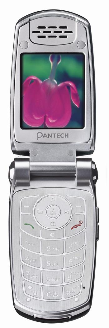 Pantech phone instructions