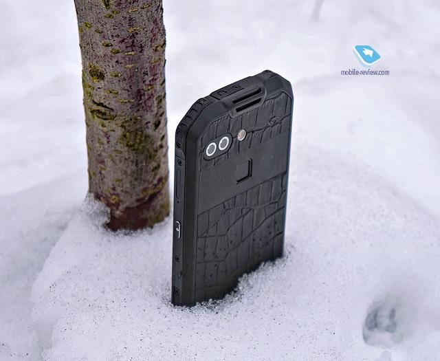 Обзор защищенного смартфона AGM X2