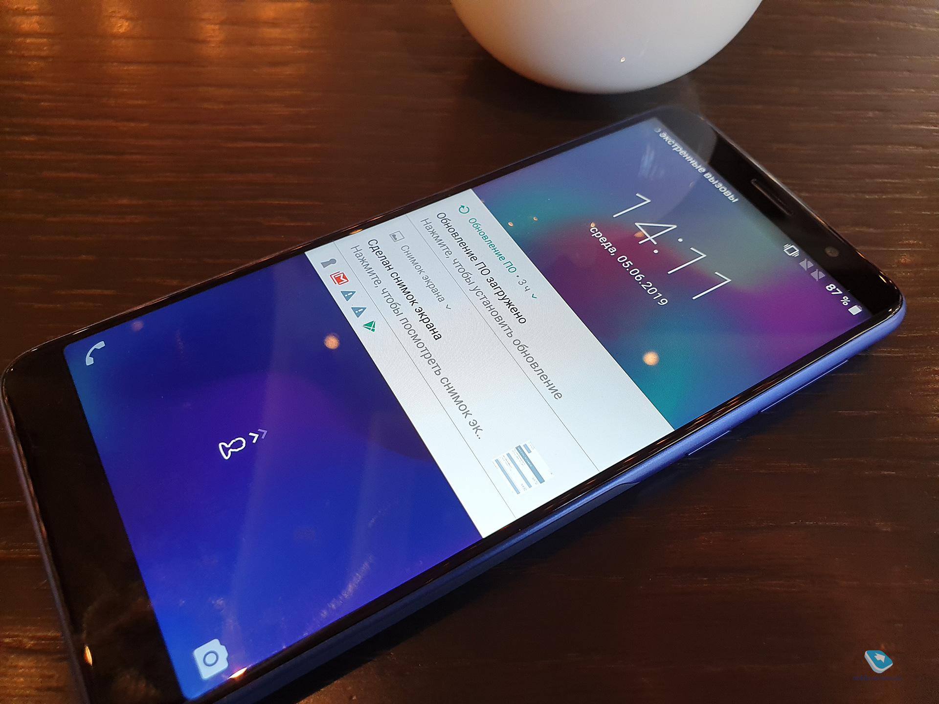 4f75642a15fe5 Mobile-review.com Обзор доступного смартфона Alcatel 1X (2019) 5008Y
