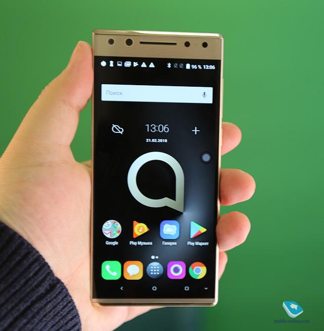 Обзор смартфона Alcatel 5 (5086D)