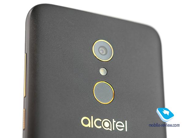 Alcatel 5: характеристики, фото ицена устройства