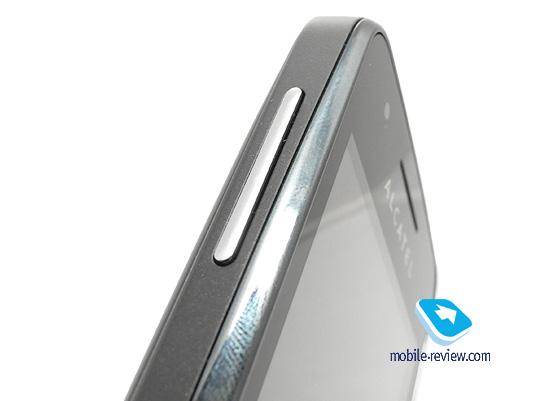 Alcatel one touch как открыть крышку