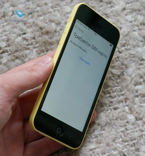 IPhone 5S и iPhone 5C Первые отзывы журналистов
