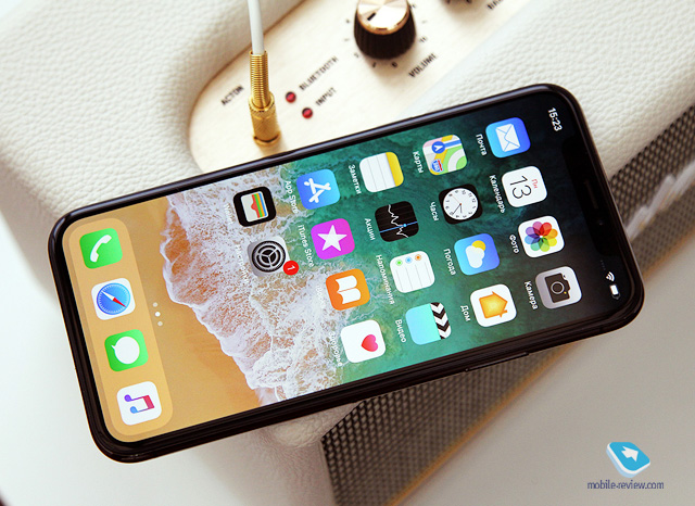 Обзор флагмана Apple iPhone X