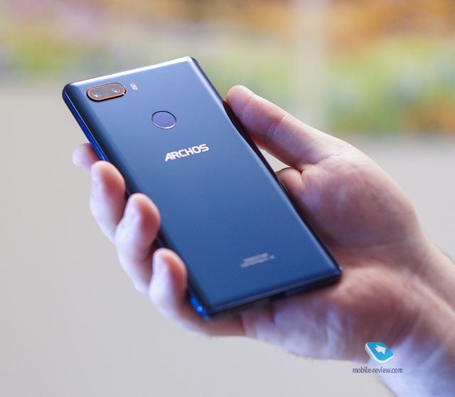 Обзор смартфона ARCHOS Diamond Omega