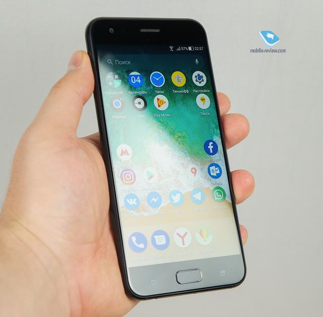 Обзор смартфона ASUS ZenFone 4 (ZE554KL)