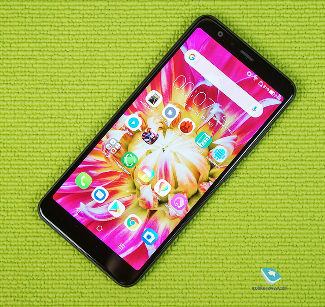 Обзор смартфона ASUS Zenfone Max Plus (M1)