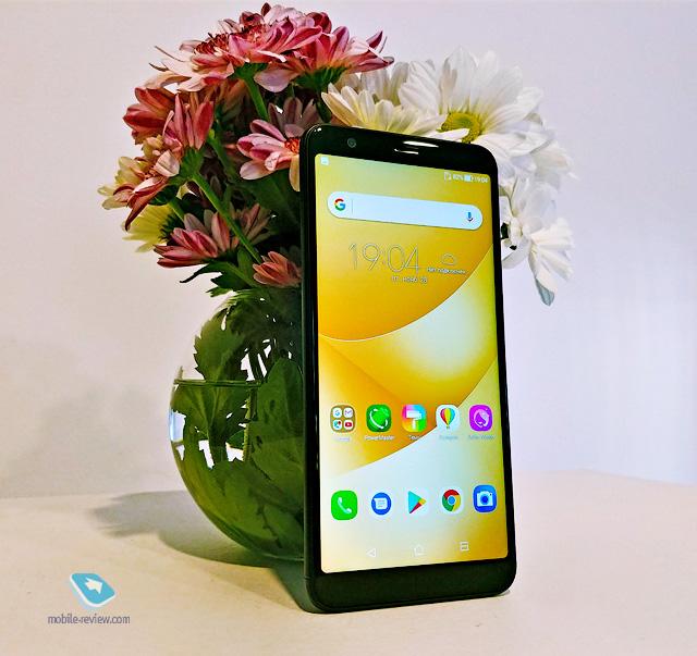 Первый взгляд на ASUS ZenFone Max Plus