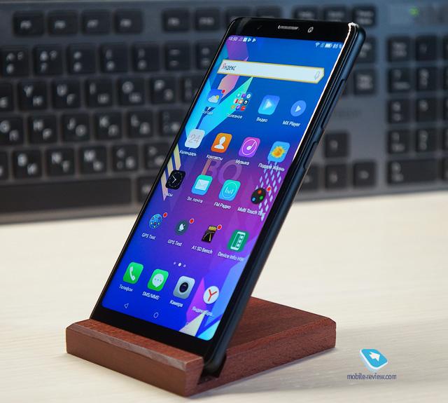 Обзор смартфона BQ Advance (BQ-5500L)