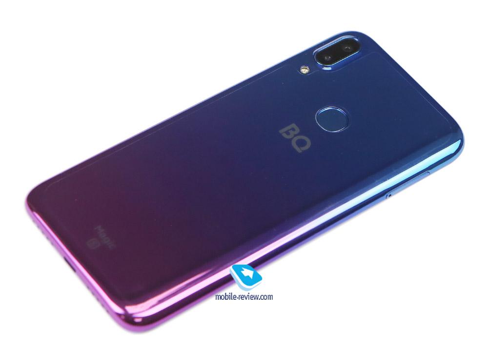 Обзор доступного смартфона BQ Magic S