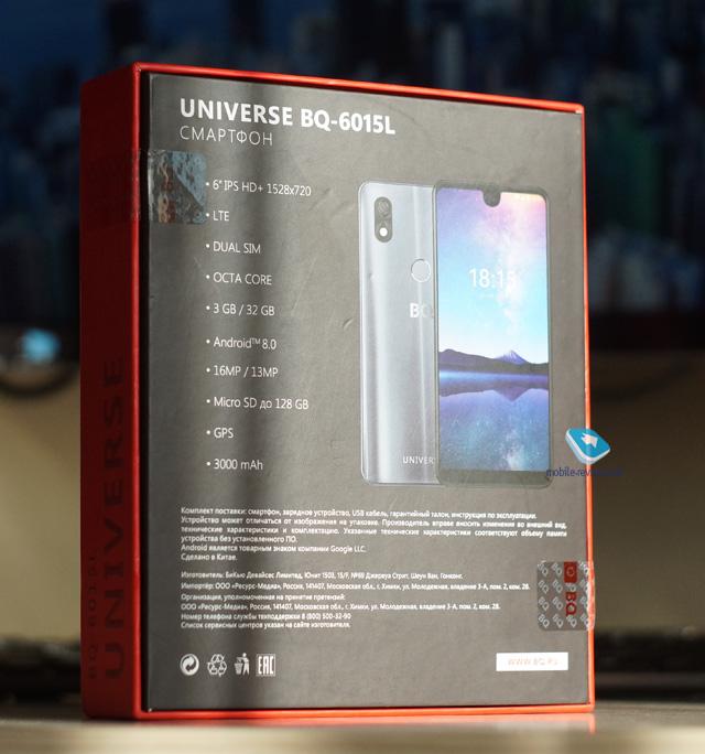b67cd35119721 Mobile-review.com Обзор смартфона BQ Universe (6015L)