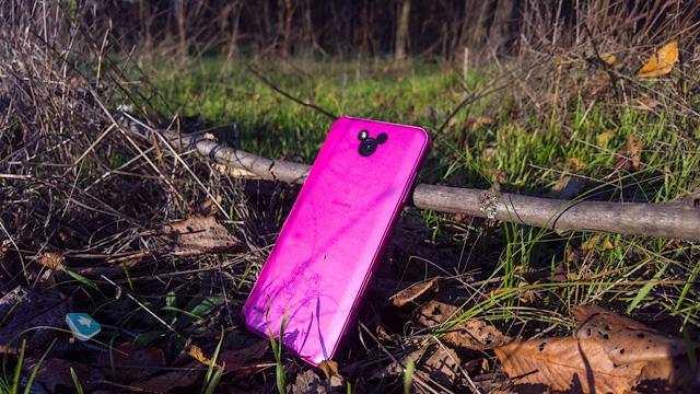 Обзор смартфона Docomo DM-02H Disney Mobile от LG