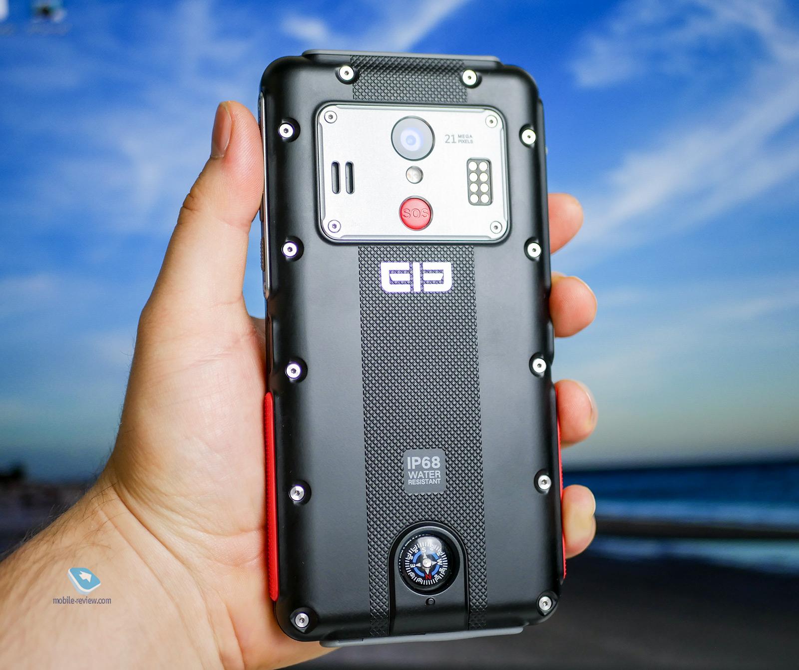 Обзор защищенного смартфона Unihertz Titan