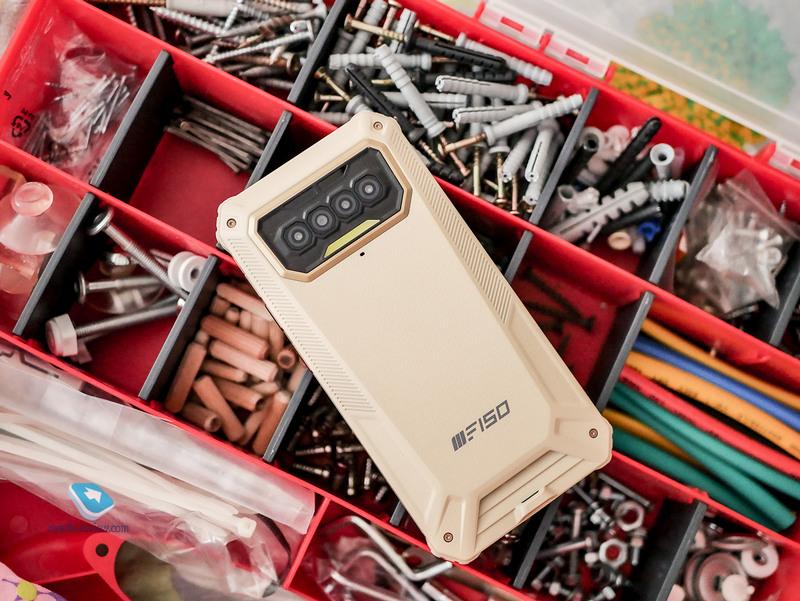 Обзор загадочного защищенного смартфона F150 Bison 2021 – этот «зубр» вам точно не по зубам!