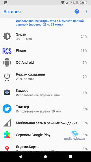 Mobile-review com Обзор смартфона Google Pixel 2