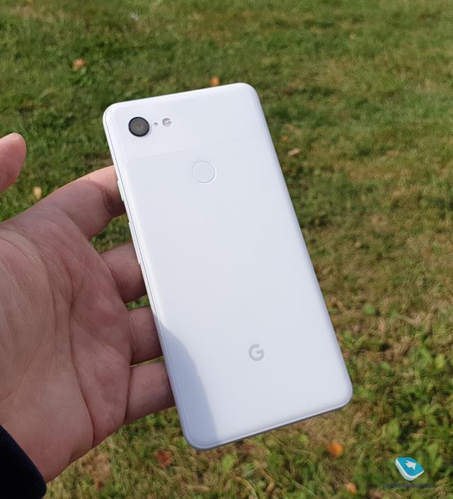 Первый взгляд на Google Pixel 3XL