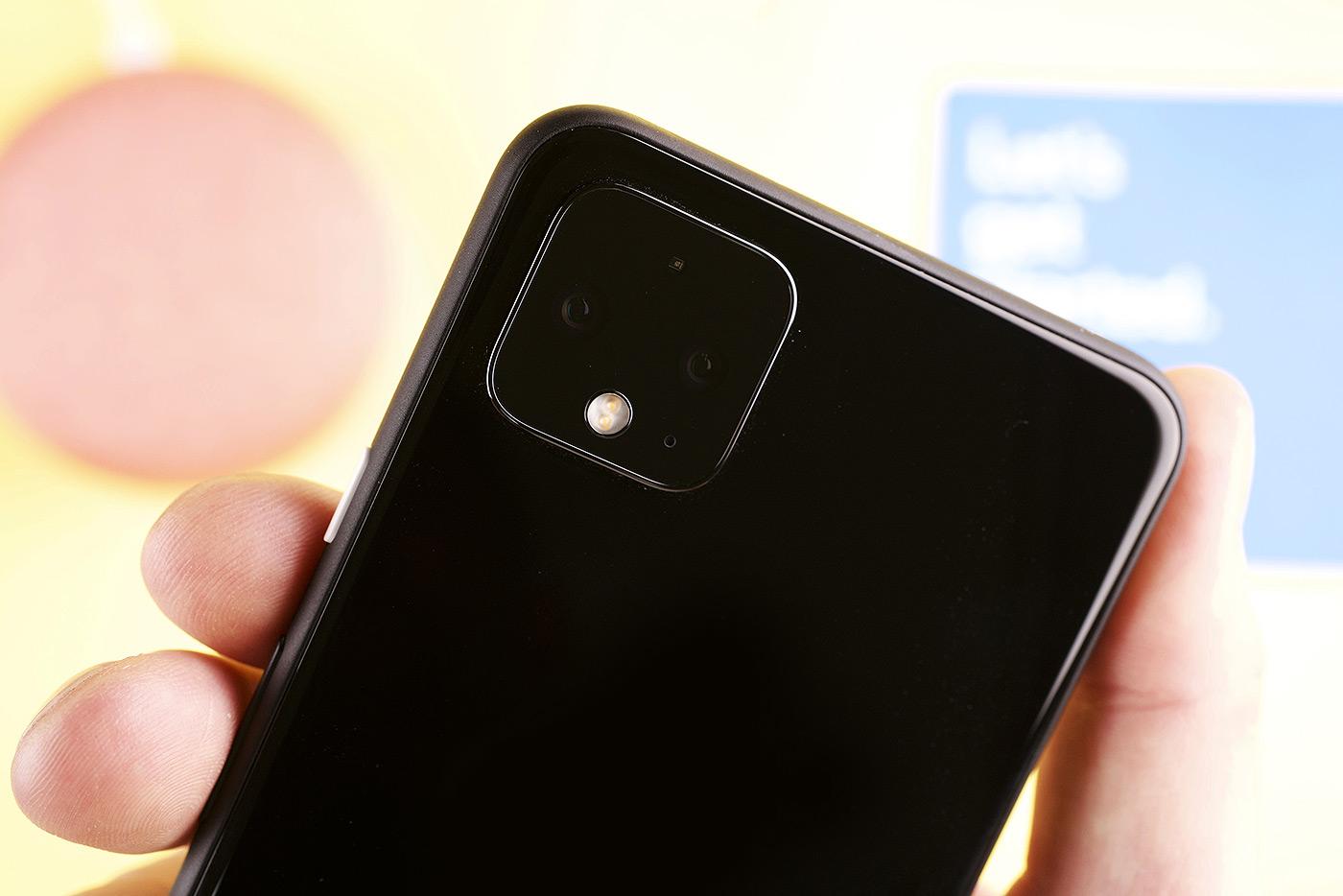 Обзор смартфона Google Pixel 4/4XL