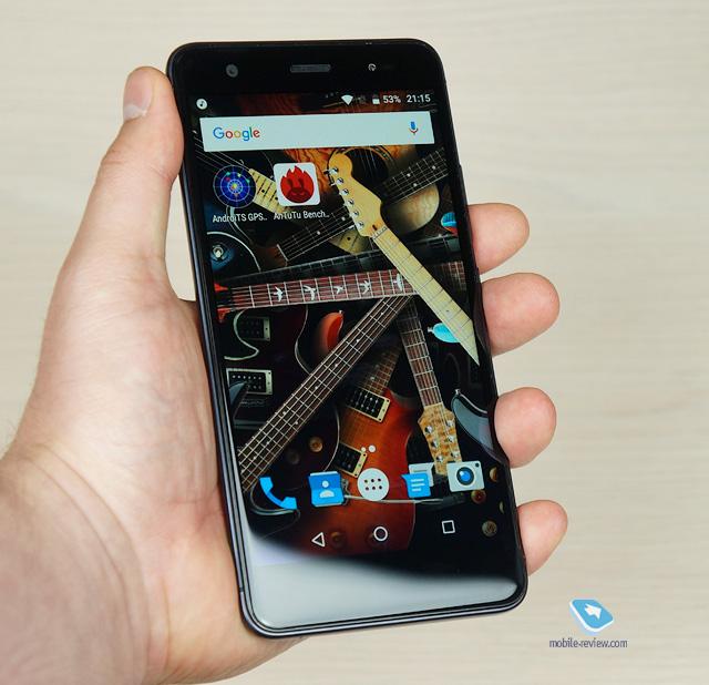 Обзор смартфона Highscreen Fest XL