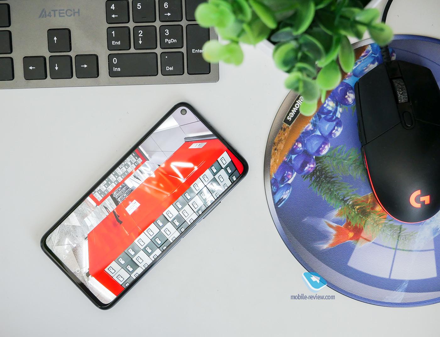 Обзор 5-камерного смартфона Honor 20