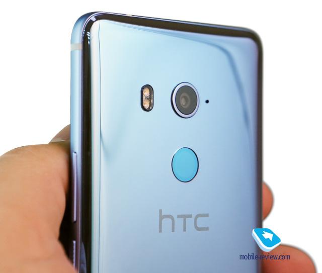 Обзор смартфона HTC U11 Plus