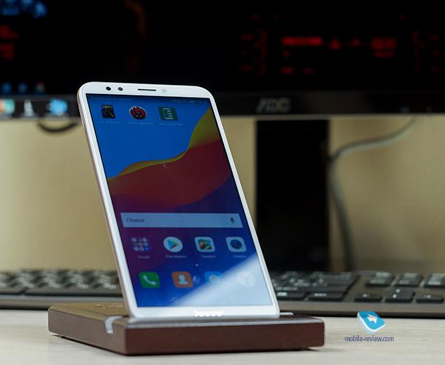 Обзор смартфона Honor 7C Pro