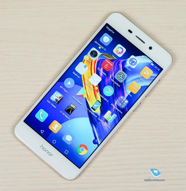 Обзор смартфона Honor 6C Pro