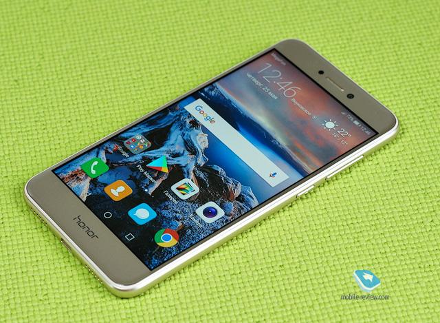 Обзор смартфона Honor 8 Lite