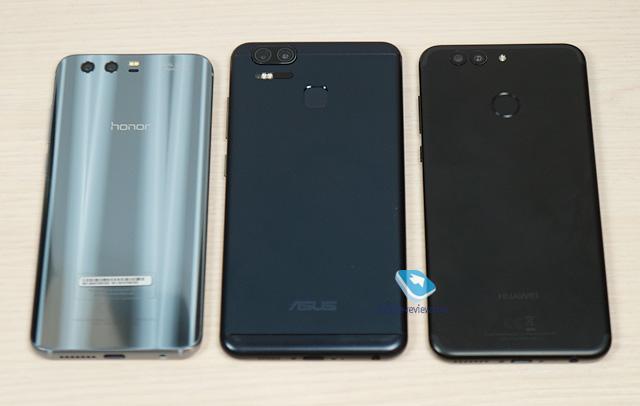 Mobile-review com Обзор смартфона Honor 9 (STF-L09)